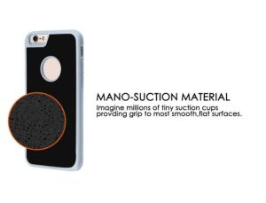 Anti-Gravity Selfie Case Cover Magical Nano Sticky for Apple iPhone 7/ 6 / 6s 4.7inch pictures & photos