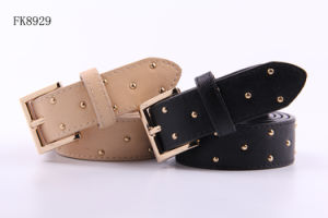 Korean Wild Belt, Ladies Fashion Belts, Fashion Accessory Ladies PU Waist Belt pictures & photos