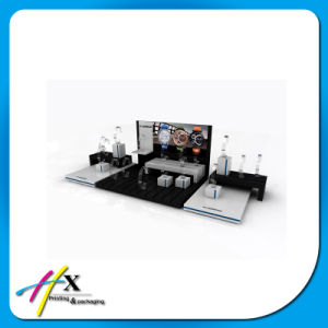 Guangzhou Professional Customization Display Stand Acrylic Wood Watch Display pictures & photos