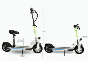 Two Wheel Smart Balance Electric Street Scooter 25km pictures & photos