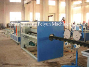 Plastic HDPE Pipe Production Line pictures & photos