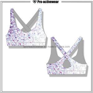 OEM Women Wholesale Custom Yoga Fitness Sports Bra pictures & photos