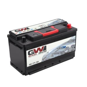 Gw Brand 12V100ah SMF Auto Battery (DIN100MF) pictures & photos