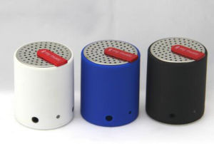 Colorful Mini Portable Cylindrical Wireless Bluetooth Speaker pictures & photos