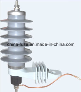 Polymeric-Housed Metal Oxide Lightning / Surge Arrester Without Gaps 5ka 12kv pictures & photos