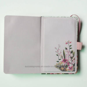 Custom Moleskine Type Notebook with Full Color Printing pictures & photos