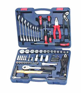 """Hot Sales-99PCS 1/2""""&1/4""""Socket Wrench Combination Tool Set pictures & photos"""
