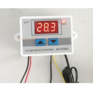 220V Digital LED Temperature Controller 10A Thermostat Control Switch Probe New Xh-W3001 pictures & photos