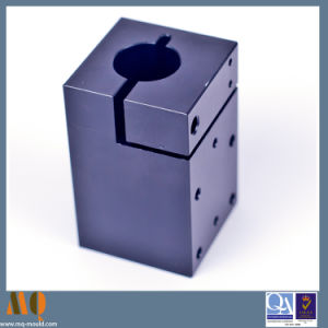 Precision CNC Machining Aluminum Parts with Black Anodized (MQ639) pictures & photos