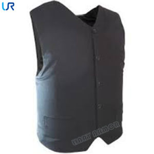 Covert Body Armor Vest with Aramid Ballistic Inserts pictures & photos