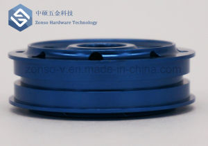 Customized OEM Precision Anodized Colored Aluminum/Metal CNC Machining Parts pictures & photos