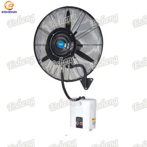 "26"" Industrial Wall Mounted Misting Fan pictures & photos"
