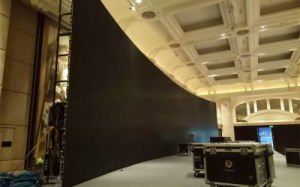 Indoor P5 Full Color SMD2121 Super Slim Advertising LED Display pictures & photos