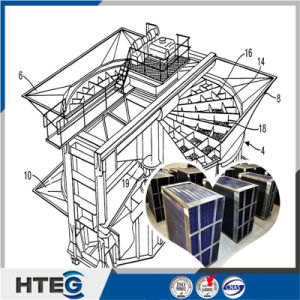 Air Preheater Baskets Made of Enamelled Heating Elements pictures & photos