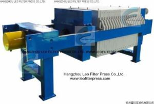 Leo Filter Press Wastewater Treatment Sludge Filter Press pictures & photos