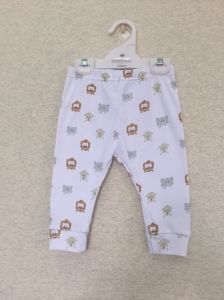 100% Combed Cotton Baby Legging Baby Pants Baby Wear pictures & photos