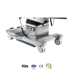 Operating Theatre Surgical Bed Electric Operating Table (HFEOT99X) pictures & photos