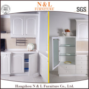 Modern Home Furniture Wood Cabinet MDF Kitchen Cabinets pictures & photos