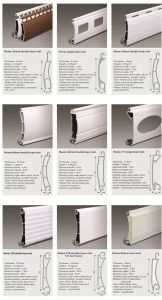 Auto Roller Shutter Window From China pictures & photos