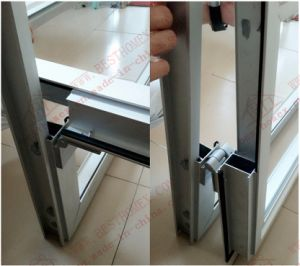 High Quality Aluminium Pivoting Window (BHA-AW19) pictures & photos