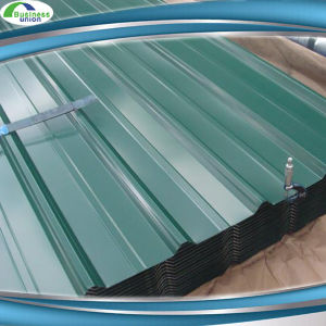 Industrial Construction Ibr Steel Roofs Long-Lasting Corrugated Metal Roofing pictures & photos