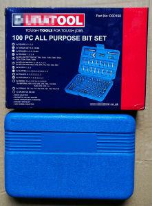 100PCS Professional Screwdriver Bits Hand Tool Set (FY100B) pictures & photos