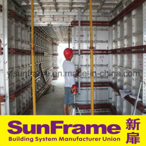 Testing Aluminium Wall and Slab Panel Formwork pictures & photos