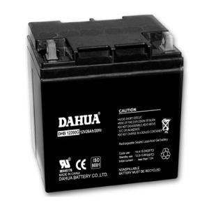 12V 26ah-A Gel Solar Battery for Solar Systems pictures & photos