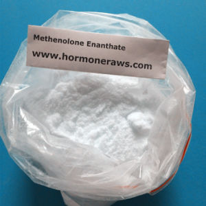 Methenolone Acetate Primobolan Steroid Hormone Bulk Powder Methenolone Enanthate pictures & photos