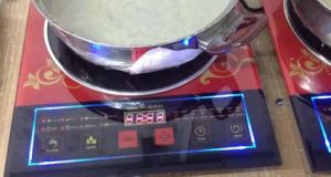 Ailipu ALP-12 2200W hot selling induction cooker to Syria Iran Turkey Market pictures & photos