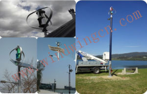Ce 600W Maglev Home Use Wind Turbine Generator (Wind Turbine 200W-10kw) pictures & photos