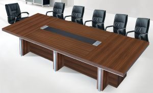 fashion Luxury Office Wooden Conference Table Office Furniture pictures & photos