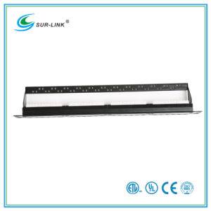 CAT6 24 Port UTP Patch Panel with Back Bar pictures & photos