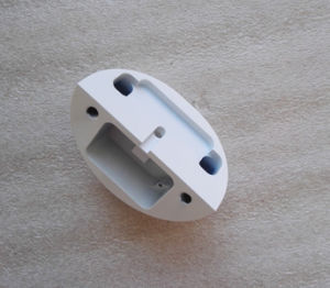 CNC Machining Aluminum Deck Light with Ecoating and Painting pictures & photos