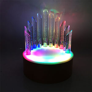 Light Acrylic Display Stand Beer Display Case pictures & photos