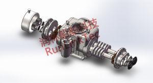 Stainless Screw Pump/Double Screw Pump/Twin Screw Pump/Fuel Oil Pump/2lb4-600-J/600m3/H pictures & photos