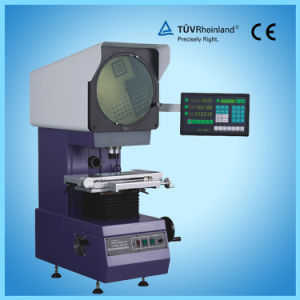 DC3000 Data Processor Vertical Optical Profile Projector pictures & photos