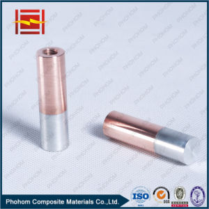 Explosive Clad Bimetal Copper/Aluminum Conducting Plate pictures & photos