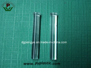 PC LED Spacer Support Rigid LED Light Pipe Plastic 4.6mm LED Light Guide Pipe pictures & photos