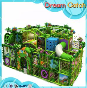 2017 Latest Children Ce-Certificated Playground Indoor with Equipment pictures & photos