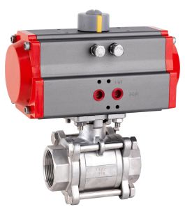 Rat Series Pneumatic Actuator for Butterfly Valves pictures & photos