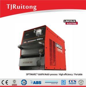 Multi-Process Welding Machine MIG/Mag Inverter Welder Optimarc CV 500PA pictures & photos