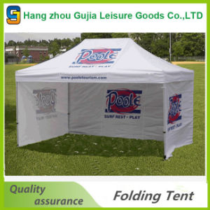 Advertising Pop up 3X3 Aluminum Canopy Gazebo Tent for Exhibition