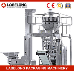 Automatic Grain Weighing Filling Sealing Food Packing Machine 2017 New pictures & photos