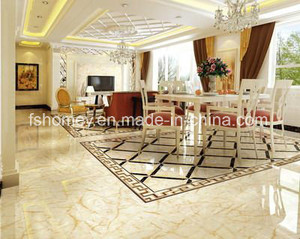 6b6019 3D Full Polished Glazed Ceramic Flooring Interior Tiles pictures & photos