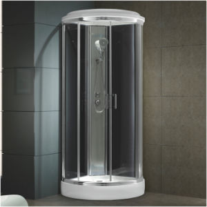 Shower Cabin with Glass Back Board (K-531NA) pictures & photos