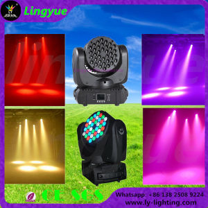 36X3w Beam Wash Moving Head LED Disco Light pictures & photos