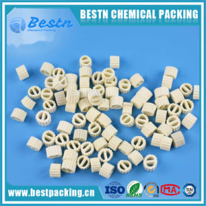 Ceramic Waved Lessing Ring with 11*8mm and 10*6mm pictures & photos