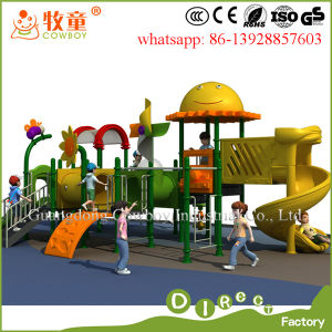 Used Commercial Outdoor Playground Equipment for Sale pictures & photos