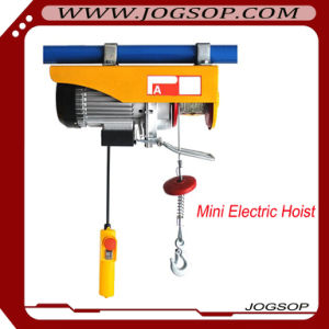 Top Sell 220V Double Speed Electric Mini Hoist pictures & photos